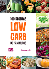 100 Receitas Low Carb de 15 minutos