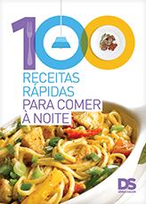 100 Receitas Rápidas Para Comer à Noite